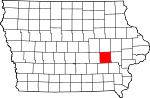 Iowa County Criminal Court