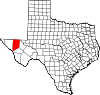 Culberson County Criminal Court